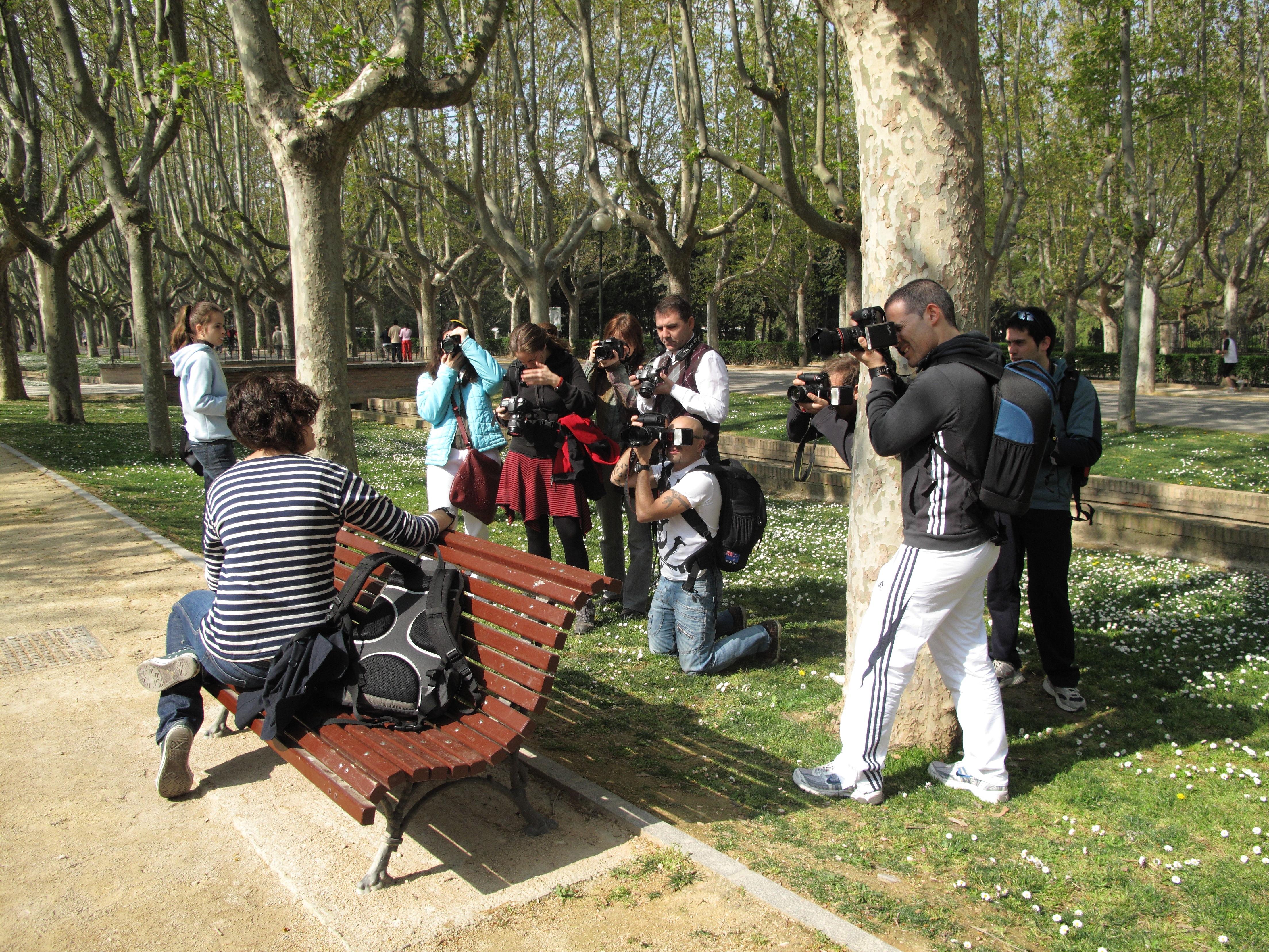 Escuela de fotografía en Zaragoza