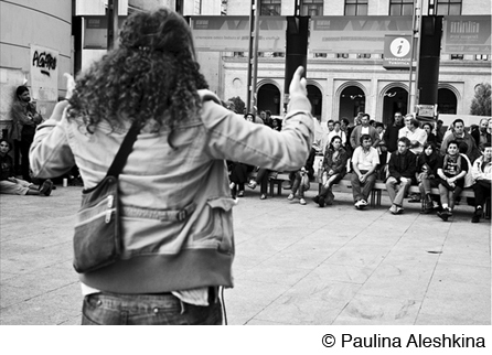 «Mujeres» – ALBAJAR, ALESHKINA, CASAS, DE VAL, ESPÁ, GARCÍA, MARINHO, MAZA, MENDIZ, PEYROTAU&SEDILES, ROJO, VALLEJO