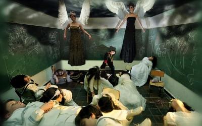 MERCEDES GASPAR – «Huidas: rituales funerarios de los muertos recientes»